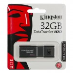 Pendrive Kingston 32GB DT100 USB 3.1 (3.0) Flashdrive