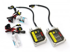 Cyfrowy zestaw Canbus 55W Xenon HID H1 H3 H7 H11