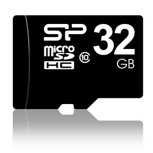 Karta pamięci 32GB micro SDHC CL-10 Silicon Power