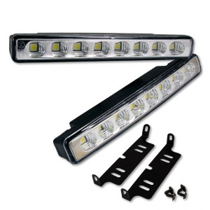 Lampy dzienne DRL LED 8 x 5050