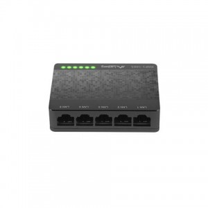 Switch 5-portowy 1GB/s Ethernet Lanberg DSP1-1005