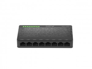 Switch 8-portowy 1GB/s Ethernet Lanberg DSP1-1008