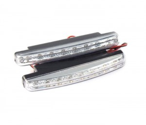 Lampy dzienne DRL LED 625